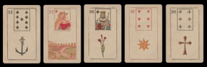 The Scarlet Lenormand