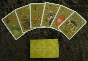 The Visconti Lenormand, Inserts Edition