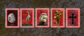 The Rosewater Lenormand and Fortune-Telling Cards